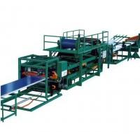 金属隔热复合板生产线发往四川
