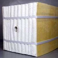 轧钢炉保温用硅酸铝纤维模块隔热模块