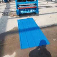 河北金辉压瓦机中国制造840压瓦机单板设备销往全国各地