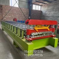 中国制造,出口840压瓦机单板质量看得见,可以压不锈钢板现货
