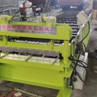 中国制造出口840压瓦机单板质量高可以压不锈钢板用几十年不坏