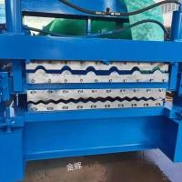 四川江油客户订制压瓦机,分条机,剪板机