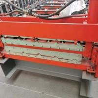 天津高速压瓦机900型压瓦机冷弯设备Δ中国制造