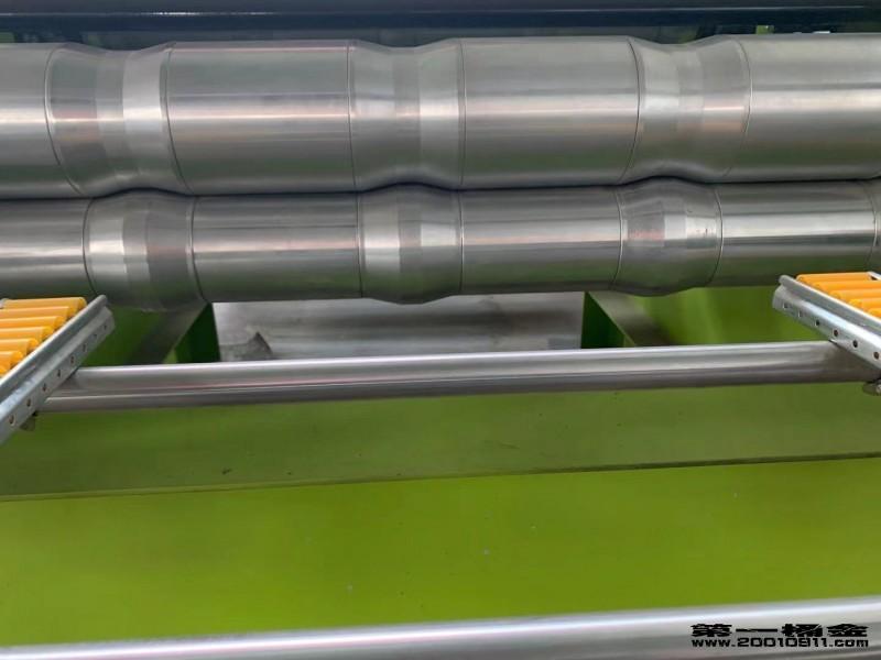 彩钢压瓦机价格
