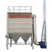 锅炉布袋除尘器共有五大系统  泊头昌佳环保