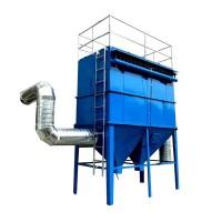 2吨锅炉除尘器的工作原理  沧州昌佳环保