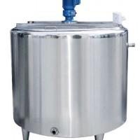 不锈钢冷热缸(老化缸,冷热罐,调配罐,配料罐)生产厂家实体