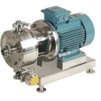 管线式均质乳化泵,高速剪切乳化泵,高剪切分散乳化机生产厂家