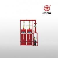 管网式七氟丙烷气体灭火系统/气体灭火装置 150L