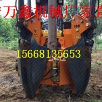 济宁万鑫厂家直销 专业生产圆弧挖树机