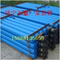 矿用悬浮式单体液压支柱双伸缩内柱外柱悬浮式单体液压支柱厂家