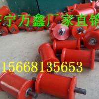 济宁万鑫厂家直销生产矿用聚氨酯地滚轮