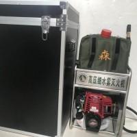 生产销售细水雾灭火机 背负式高压细水雾灭火机