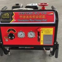 生产销售消防泵 手抬式消防泵