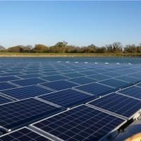 浮动式太阳能发电场系统,外贸推广