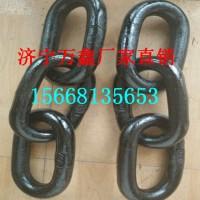 26×92刮板机圆环链条 耐磨耐腐蚀矿用链条 26*92