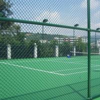 广州佛山体育围网篮球场围网球场护栏厂家直销