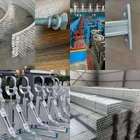 厂家 槽道 抗震 管廊各种五金槽钢  T型螺栓
