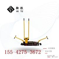 鞍铁AFT-400B液压双项钢轨缝隙调整器调整