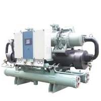 水冷螺杆式工业冷水机组-注塑冷冻机