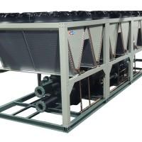 风冷螺杆式工业冷冻机组-橡胶冷冻机