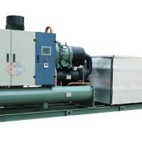 双循环水箱一体式螺杆冷冻机组
