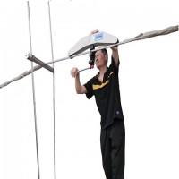 绳索张力检测方法 200KN预应力钢丝绳张紧力检测仪