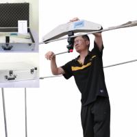 钢丝绳张力检测方法 200KN铜绞线张力测量装置