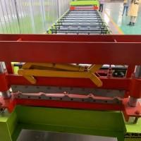 河南鹤壁市山城区_集宁红旗压瓦机_智辉彩钢压瓦机_好的彩钢瓦机可用50+年