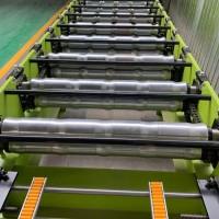 漯河_南海红旗压瓦机_大圆弧_可以用五十多年的彩钢压瓦机