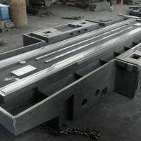 重庆机床铸件加工|泊头海红工量具厂家加工机床床身铸件